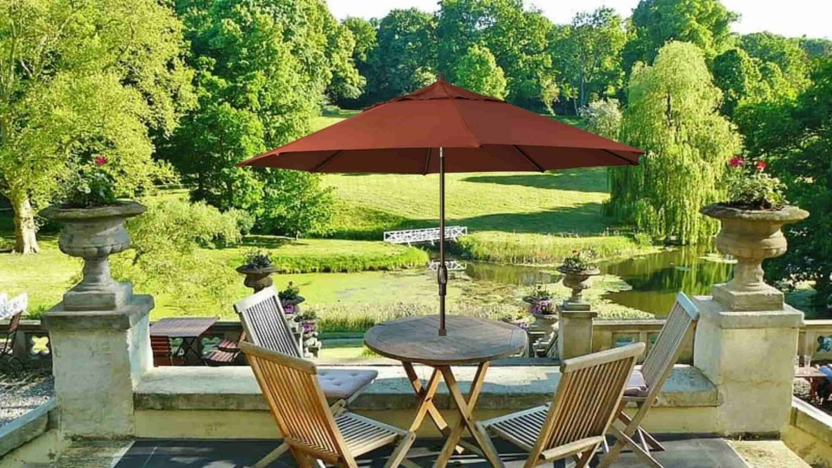 Best Garden Umbrella