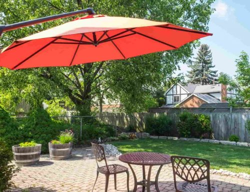 8 Exclusive Benefits of Garden Umbrella